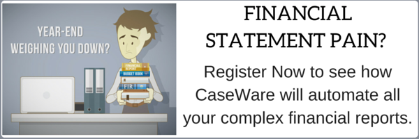 Register now for CaseWare Training
