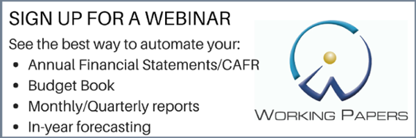 See how you can automate your financial reporting