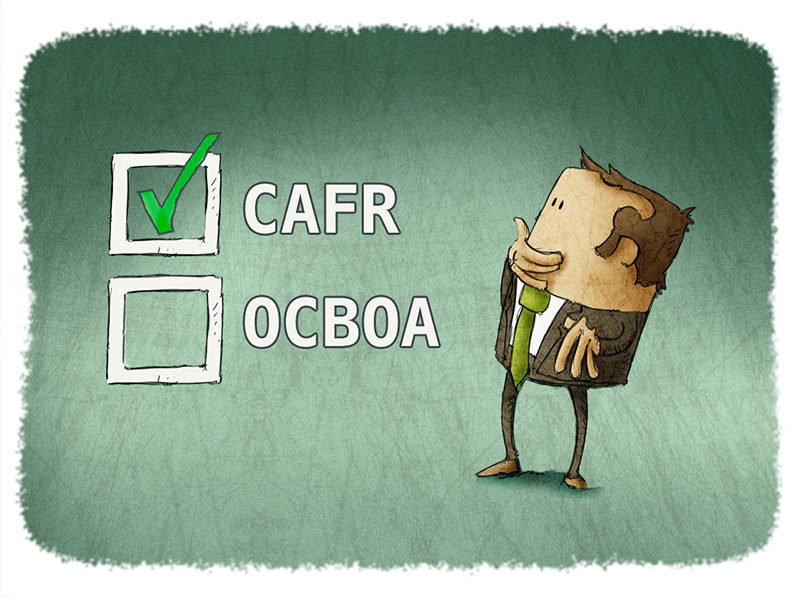 Why a CAFR is better than OCBOA statements for school districts