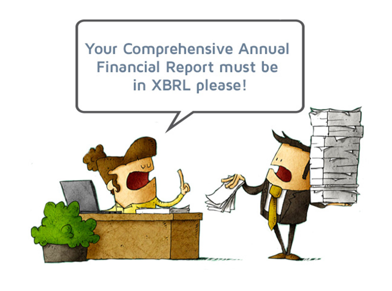 Answers to the 5 Big XBRL Questions