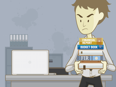 Budget Book VS. Financial Statements: What's Worse?